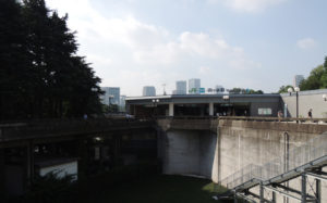 東京都新宿区四谷:東京メトロ丸ノ内線 四ッ谷駅