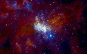 Chandra image of Sgr A