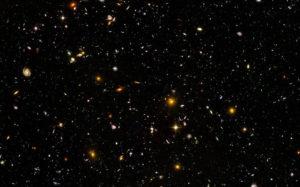 The Hubble Ultra Deep Field,