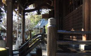 東京都墨田区向島:三囲神社