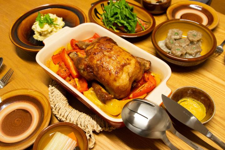 東京都荒川区東尾久 おぐぎんざ商店街:鳥茂の鶏と丸栄食品のポーク焼売