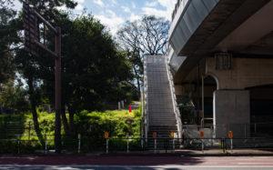 東京都港区六本木:乃木坂駅付近