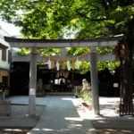 東京都豊島区雑司が谷:大鳥神社