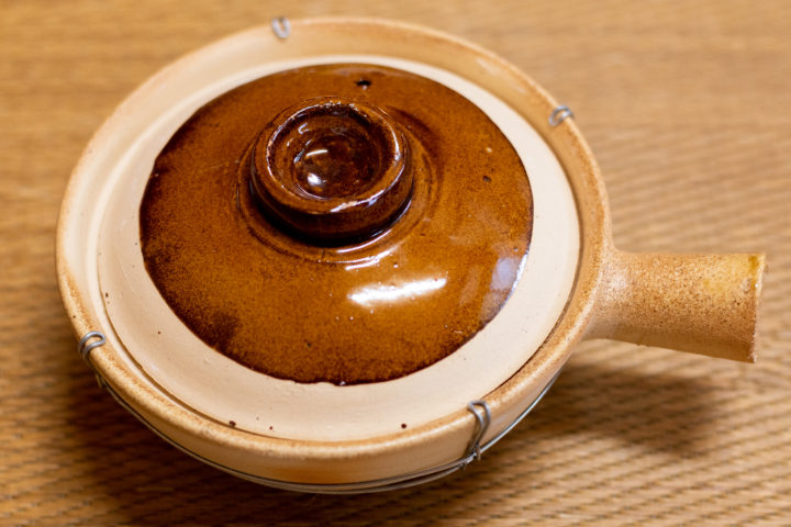 中国の砂鍋