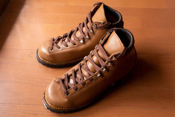 登山靴 GORO ブーティエル