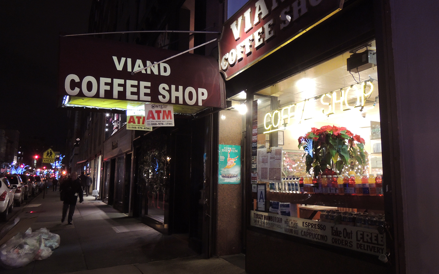 Viand Coffee Shop, 673 Madison Ave, New York, NY, United States