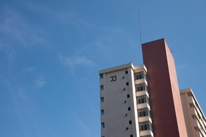 東京都新宿区戸山:戸山ハイツ