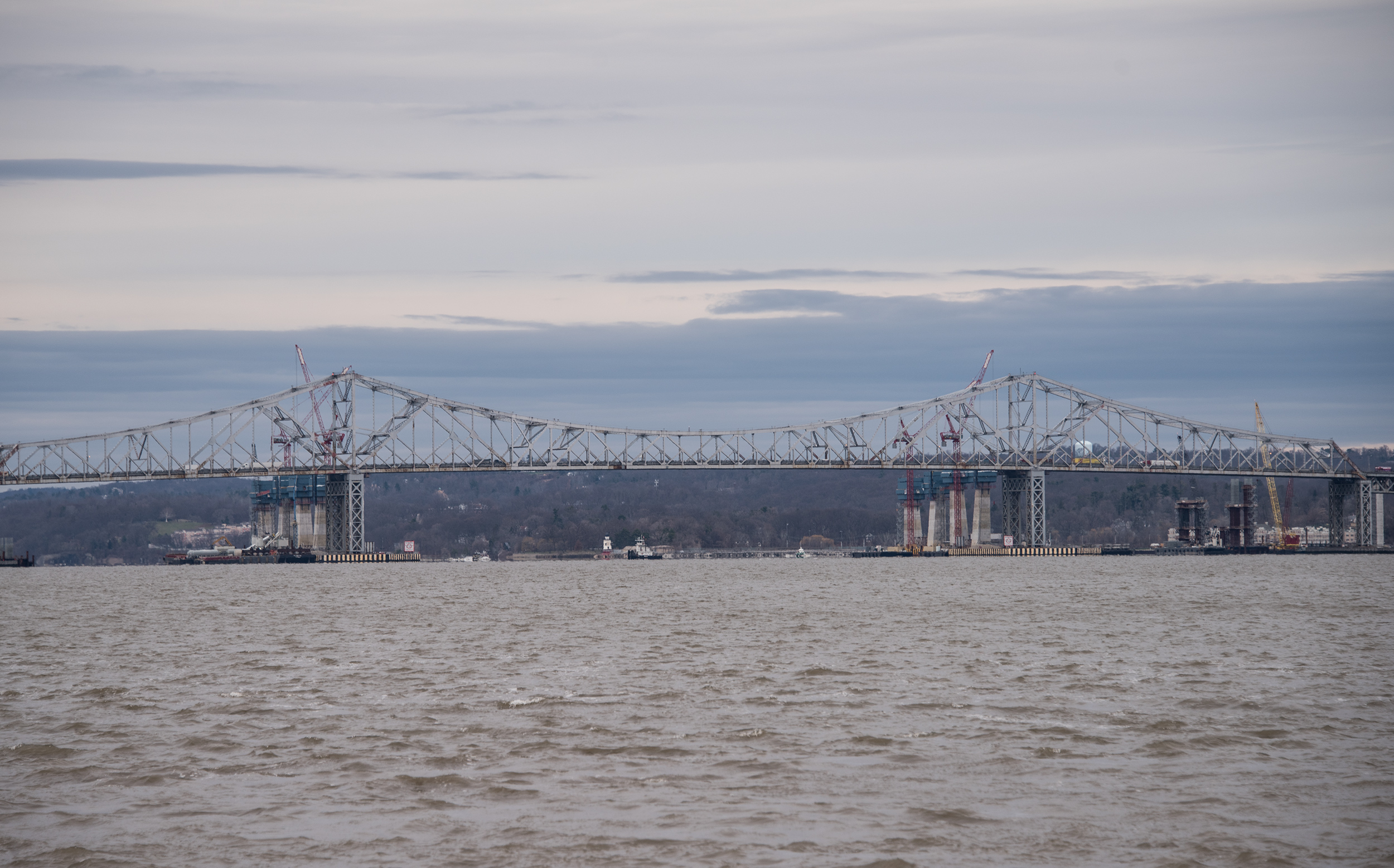 Tappan Zee Bridge, Piermont, NY, United States