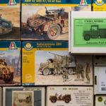 イタリア軍のプラモデル、ガレージキット