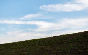 東京都北区岩渕:荒川土手